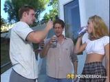 Porno com amigos embebedando a novinha pra foder gostoso a putinha