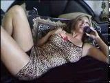 Playboy Americano liga pra prostituta de luxo de SP para foder com ela em video porno amador