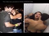Vazou na net Novinha fodendo no banheiro da balada em Curitiba