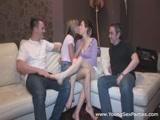Troca de casais com novinhas gostosas em uma orgia gostosa