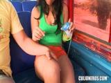 Novinha gostosa fazendo teste pra atriz porno brasileira
