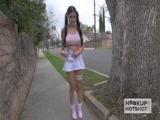 Fodendo a Novinha filha da Vizinha no Video Porno amador de Novinha gostosa