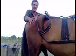 Videos de Zoofilia Homem Gaucho fodendo com cavalo no Sitio