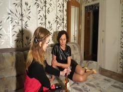 Zoofilia duas cunhadas lesbicas fazendo sexo com cachorro no sofá