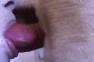 Loira gulosa chupa pau vermelho do dog e ganha leite na garganta